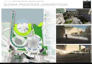 Piotr Tumidajski: Koncepcja urbanistyczna dzielnicy uniwersyteckiej w Misuracie