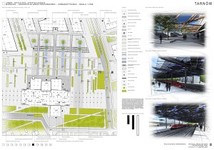 Szczepan S. Baran: Tarnów - miasto sieć - koncepcja rozwoju
